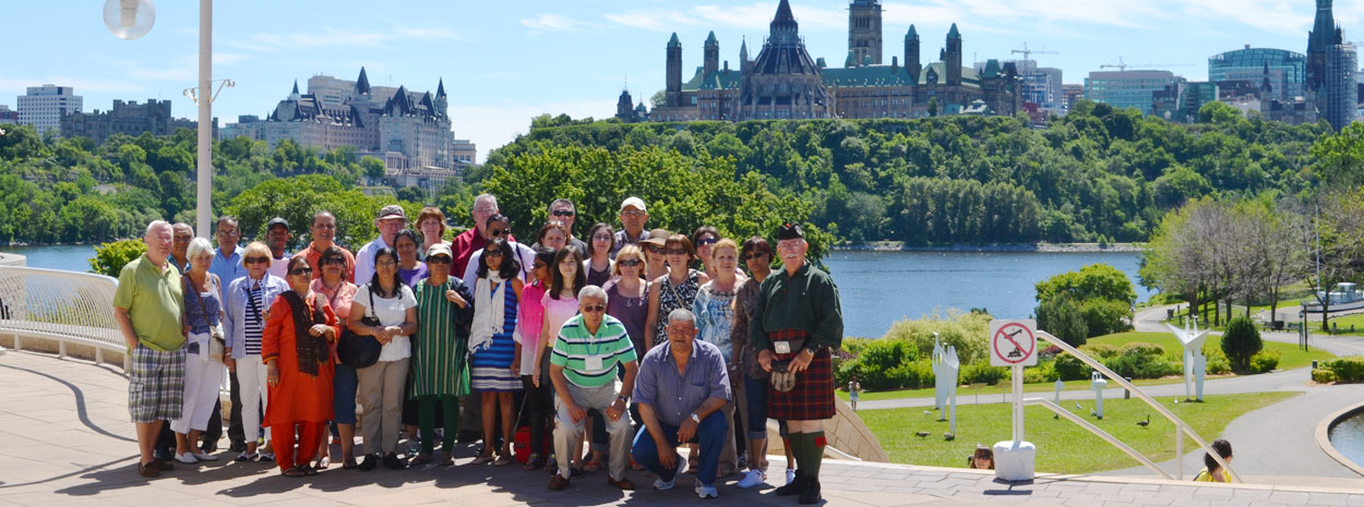 Islands Bus Tour From Ottawa