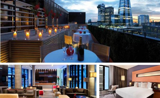 London Hilton London Tower Bridge hotel tour hotels-wide-comfort tour canada9