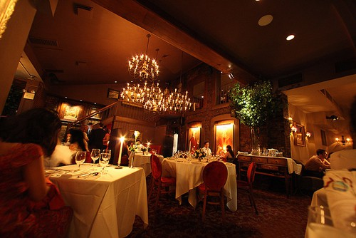 Romantic getaway in magical new york city for Best romantic restaurants nyc