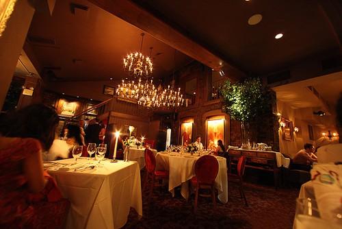 Romantic getaway in magical new york city for Best romantic restaurants nyc