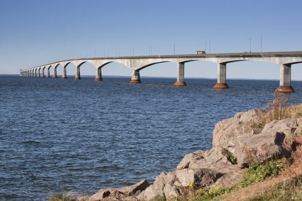 Confederation Bridge_east coast