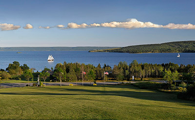 Bras D'Or Lakes