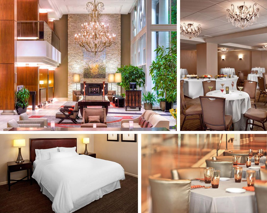NYC Westin Morrison Hotel