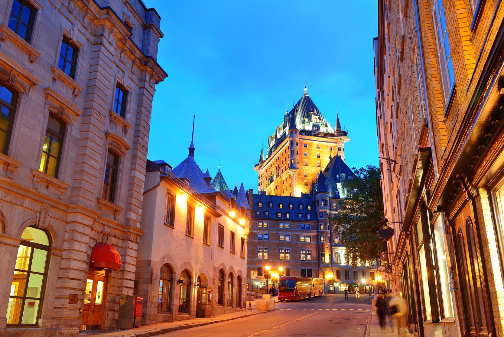 Website Photo Quebec City