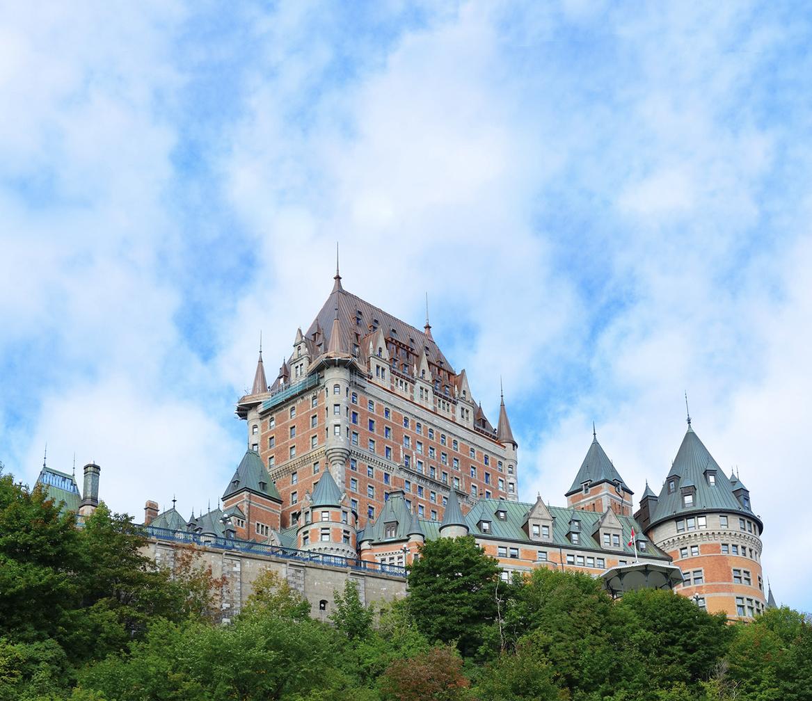 Quebec City Website Thumbnail